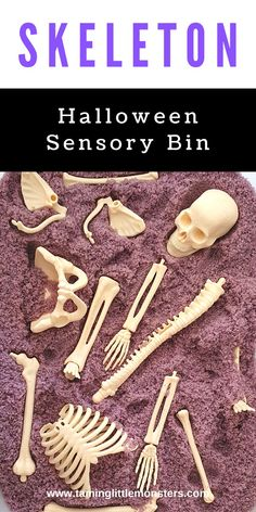 Sensory Play Recipes, Infant Sensory Activities, Baby Sensory, Kids Learning Activities, Sensory Bins, Cool Science Experiments, Science For Kids, Halloween Activities For Kids, Toddler Preschool