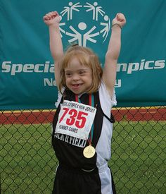 <3 Special Olympics. A most special experience that everyone should have. These athletes will stop to help fellow competitors, not at all like other sporting events. It will bring tears to your eyes.