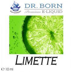 Vapestar - Dr. Born Premium Liquid Limette