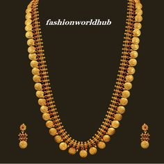 Top kasulaperu necklace designs in Gold Indian Jewellery Design, Indian Jewelry, Jewelry Design, Kerala Jewellery, Temple Jewellery, Gold Earrings Designs, Necklace Designs, Gold Designs, Gold Jewelry Simple