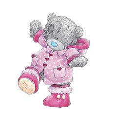 Tatty Teddy Clip Art | Tatty Teddy Bear Baby Clip Art Images Free To Download