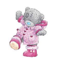 Tatty Teddy Clip Art   Tatty Teddy Bear Baby Clip Art Images Free To Download