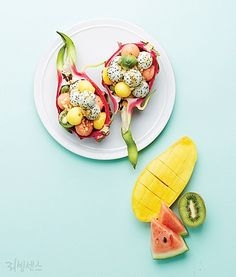 비타민 과일 디저트 이미지 6