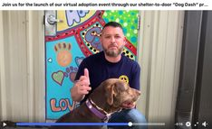 From Fort Bend County Animal Services, a truly innovative virtual event that's simply but effectively marketed using live video Fort Bend, Marketing Communications, Innovation, Adoption, Live, Dogs, Animals, Foster Care Adoption, Animales