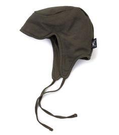 NUNUNU Shapka Hat - Olive