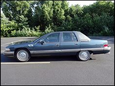 1994 Buick Roadmaster Limited Four Door Sedan