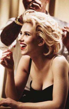Scarlet Johansson.