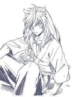 Inuyasha Tiene algo que siempre siempre lo hace ver bien ♡