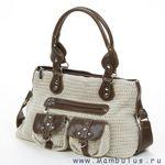 Мобильный LiveInternet Вязаные сумки с кожей   Марриэтта - Вдохновлялочка  Марриэтты  