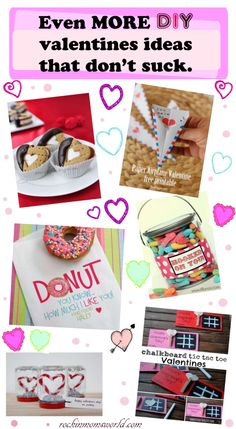 Even MORE Valentines day ideas that DON'T suck!