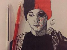 Tyler Joseph//blurryface | Twenty One Pilots | Pinterest | Tyler ...