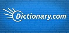dictionary.com is a must!