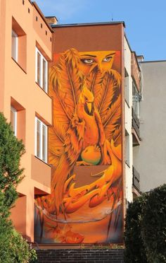 STREET ART UTOPIA » We declare the world as our canvasStreet Art by Chemis in Benešov, Czech Republic 3 » STREET ART UTOPIA