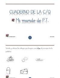 MI MUNDO DE PEDAGOGÍA TERAPEÚTICA: CONCIENCIA FONOLÓGICA