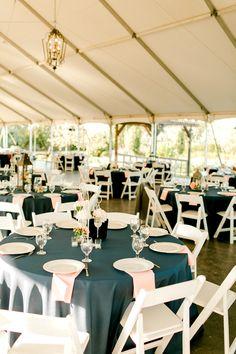 Wedding Reception Tent Location: Clark Gardens' West Tent Photo Credit: Ashley Monogue Photography Clark Gardens, Garden S, Photo Credit, Wedding Reception, Tent, Table Decorations, Photography, Marriage Reception, Store