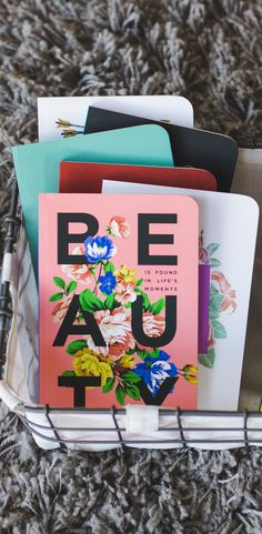 Your favorite designs are now available on Denik journals! A portion from every notebook purchase goes to fund building schools in developing countries.
