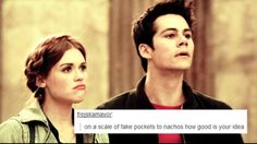 These teen wolf tags are to funny (THESE ARE NOT MINE)