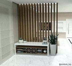 The Most Forgotten Fact About Mudroom Entryway Design Ideas Exposed 309 - Pecansthomedecor Living Room Partition Design, Room Partition Designs, Partition Ideas, Wall Partition, Entry Way Design, Apartment Interior, Entryway Decor, Room Inspiration, Room Decor