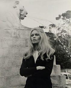 """missbrigittebardot: """" Brigitte Bardot filming """"Les Femmes"""", 1969 """""""