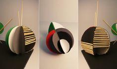 LAP London Art Portfolio - Student Work - 3D Model Making