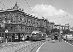 WES Back In Time, Public Transport, Time Travel, Street View, History, Transportation, Hearts, Vintage, Building Information Modeling