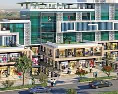 Galaxy Diamond Plaza new commercial project has been revealed by the builder at Gaur City, Noida Extension. The project is offering spaces from small size to large floor layouts.
