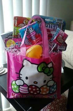 Hello Kitty Easter Baag