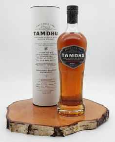 Tamdhu Batch Strength No.3  Sherry Cask 58,3% Whisky, Whiskey Bottle, Strength, Drinks, Biscuit, Barrel, News, Scotland, Berries