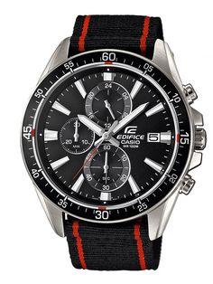 Casio Edifice Chrono EFR-546C-1AVUEF Reloj Para hombres EFR-546C-1AVUEF