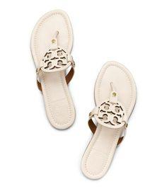 Miller Sandal   Womens View All   ToryBurch.com $195