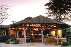 Enjoy exclusive Kenya safari accommodation at Kalinda Luxury Lodge. Water Catchment, Beautiful Landscapes, Beautiful Gardens, On A Clear Day, Lodges, Countryside, Gazebo, Safari, Places