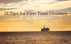 15 Tips for a Family Vacation Cruise. Travel tips I wish I had known before my cruise. Find out more at LivingLocurto.com