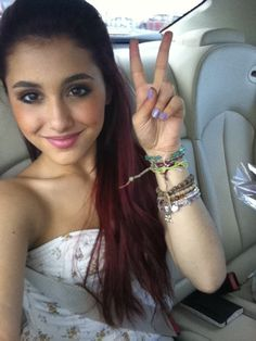 i just relised that everyone makes mistakes and i am starting to luvvvv ariana grande , even though she cheated on jai brooks ( my future husband ) other then that i luvv this girl she is so girly just like me !!!!!!!!!!!! i luv you arianator i know georgia (my sis) would be thinking what the heck because i hated ariana so much but now i luvv her so she cheated on jai brooks but everyone has insecurities!!!!!!!