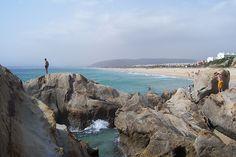 Playa de los Alemanes en Zahara de los Atunes
