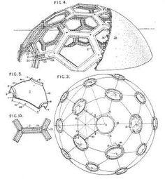patent of R. Buckminster Fuller