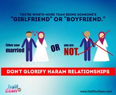Dating is not haram