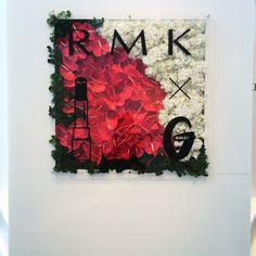 logi - RMK×GINZA EVENT FLOWER DECOLLATION Shower, Prints, Rain Shower Heads, Showers