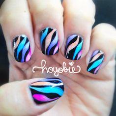 Instagram photo by  hoyobie  #nail #nails #nailart