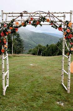 Hey, I found this really awesome Etsy listing at http://www.etsy.com/listing/159105357/chuppa-wedding-arch-birch-poles