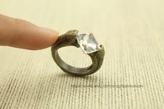 The Voldemort  Horcrux ring harry potter jewelry
