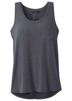I love the prAna Foundation Tank! Check it out and more at www.prAna.com