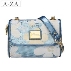 Bags, Luggage & Bags, AZA Azha 2013 spring new handbag sequin lace exotic European and American style chain Messenger packet 5366