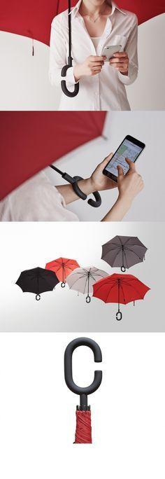 Coolstuffs Tulip Foldable Umbrella Travel Umbrellas for Women