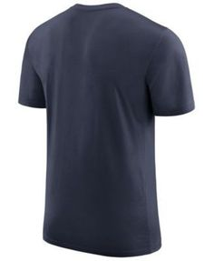 Nike Men's Oklahoma City Thunder Swoosh Legend Team T-Shirt - Blue XXL