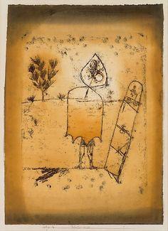 Paul Klee. Winter Journey. 1921 ●彡