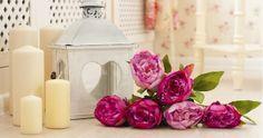 Ideias para decorar com velas