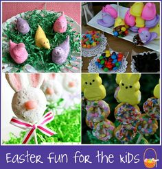 Easter Fun for the Kids (Edible)