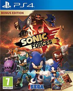 Sonic Forces Bonus Edition
