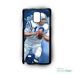 Johnny Unitas AR for Samsung Galaxy Note 2/3/4/5/Edge phonecase