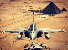 #Egypt signed a deal with #France for the purchase of 30 #Rafale jets, worthing $ 4.5 billion. The Egyptian Air Force will become the biggest Rafale user after the French Air Force, with a total of 54 jets. . . . . For more info about this topic and many more interesting stuff visit our webs